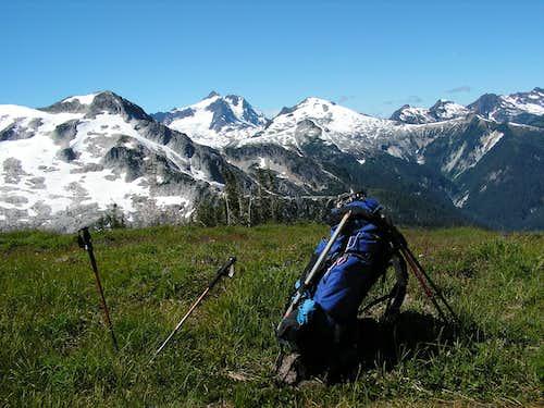 Easy Ridge Views