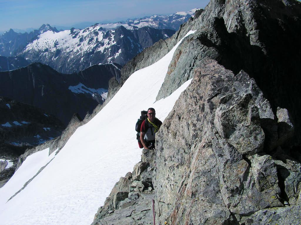 Summit Ridge to Whatcom Peak