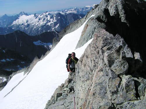 Summit Ridge to Whatcom Peak