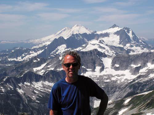 Summit Whatcom Peak