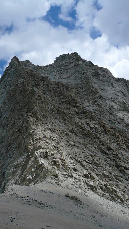 Junction Peak\'s West Face