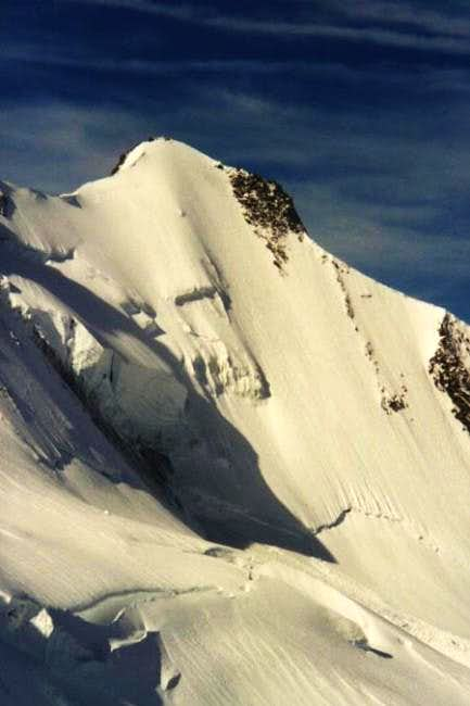 Hohberghorn, NE Face from...