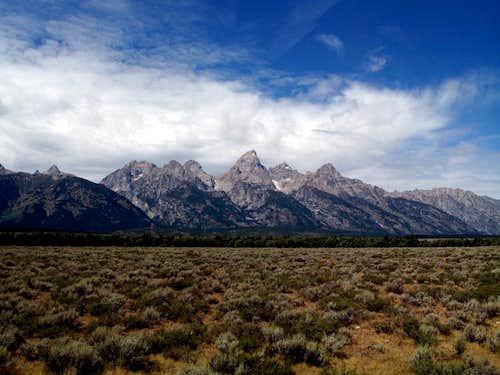 The Teton Range