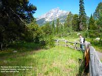 Grand Teton Jenny Lake Trail