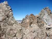 Summit Ridge of Polemonium Peak