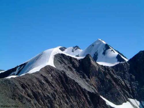 Petersenspitze 3.482 m,...