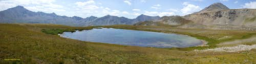 Unnamed Lake, Collegiate Peaks Wilderness