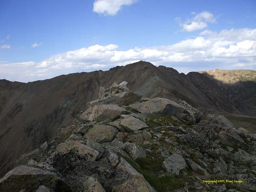 Iowa Peak Summit