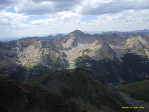 Huron Peak, Colorado
