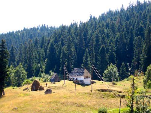 Piva mountain