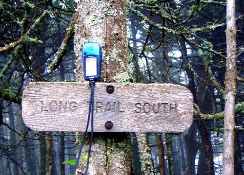 LT South Junction at Skylight Trail