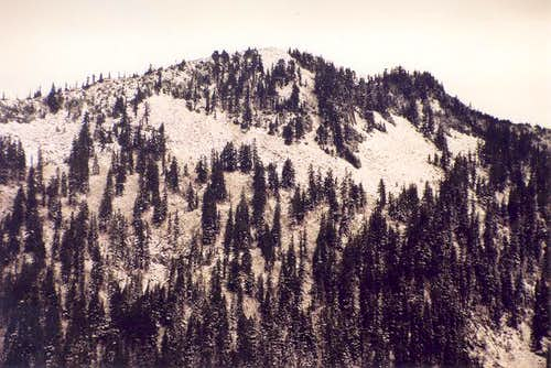 A view of the upper north...