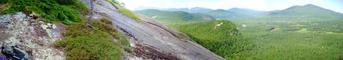 Whitehorse ledge Panorama