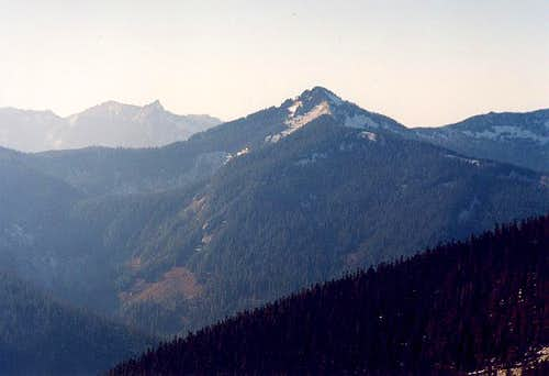 Mt. Defiance from Kaleetan...
