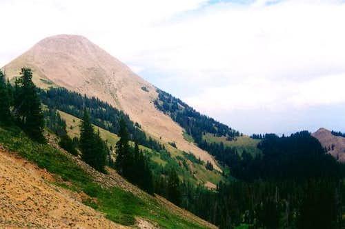 July 4, 2001 Mt. Tomasaki...