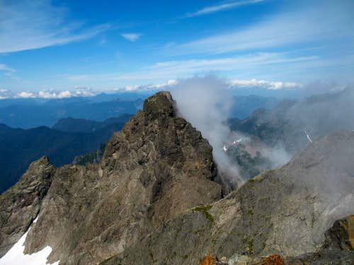 North Peak makes it own cloud