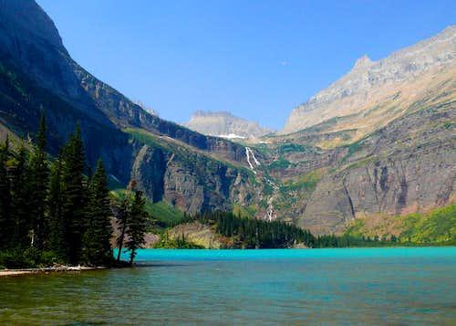 Glacier turquoise