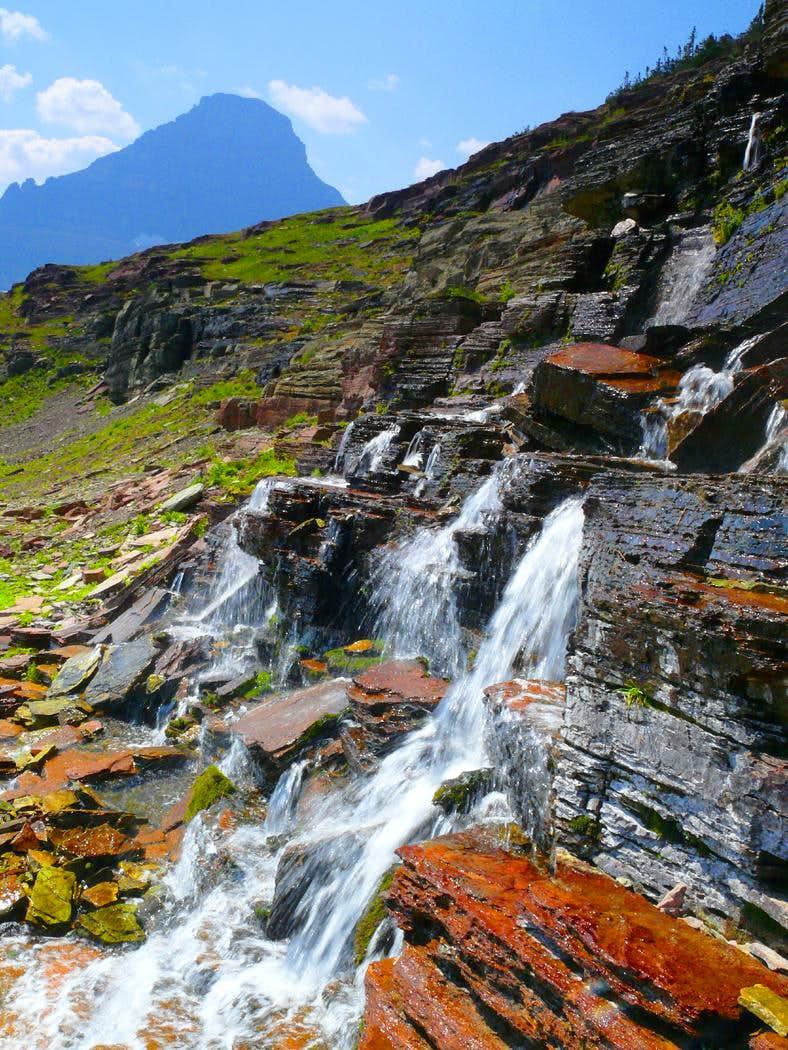 Oberlin Falls color