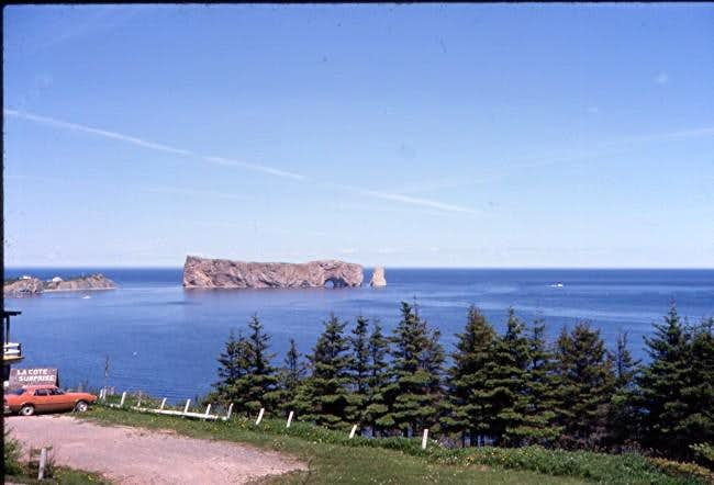 Rocher Percé~Percé Rock