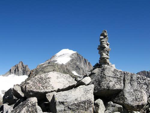 Klein Furkahorn summit