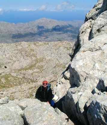 Emerging on the Ridge