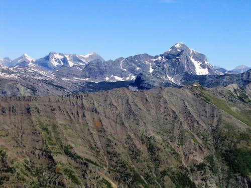 Longfellow Peak, Vulture Peak
