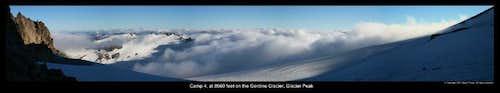 8600 on the Gerdine Glacier