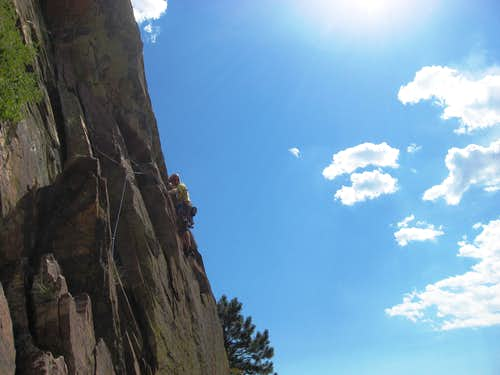 Steve Movin\' on Up Pitch 3