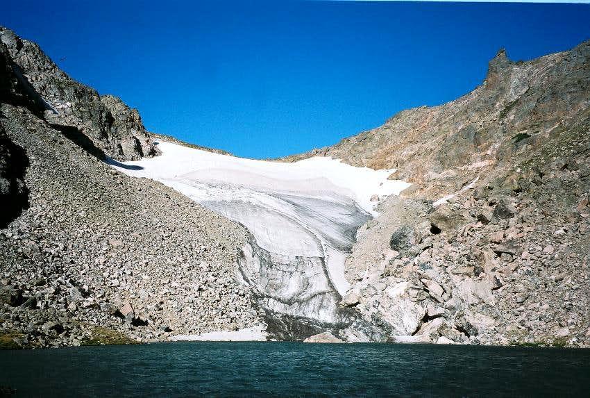 Andrews Glacier & Tarn