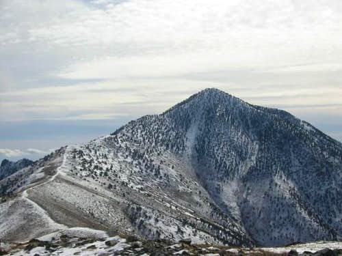 Telescope Peak as seen on...