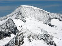 Grossvendiger, 3667m and below is Grosser Geiger, 3360m.