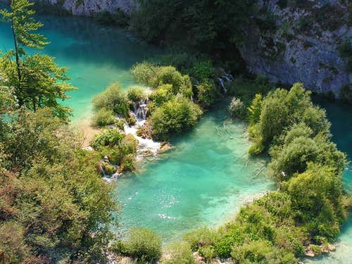 Plitvice Lakes / Plitvička Jezera