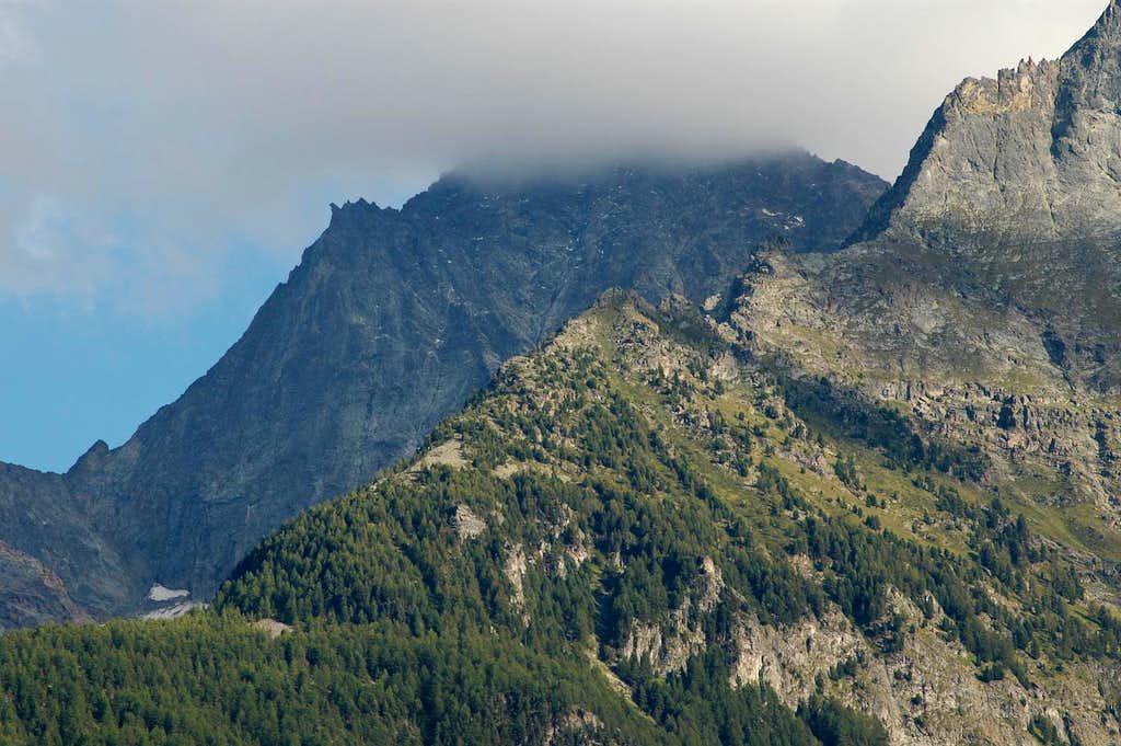 Mt Emilius group