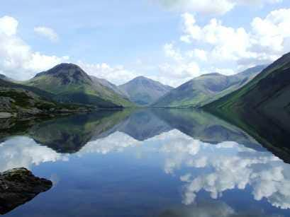 Mirrored in Wastwater