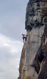 Surgy cliff - La Paulo (6a)