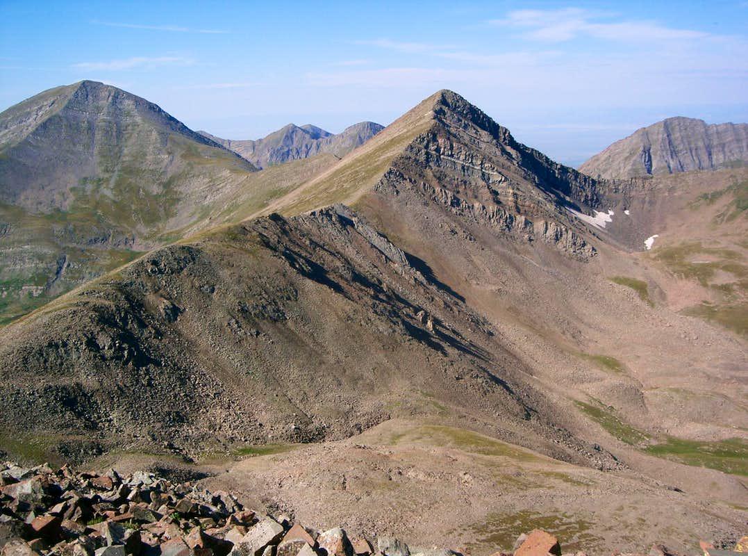 Rito Alto Peak