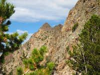 Mt. Superior South Ridge
