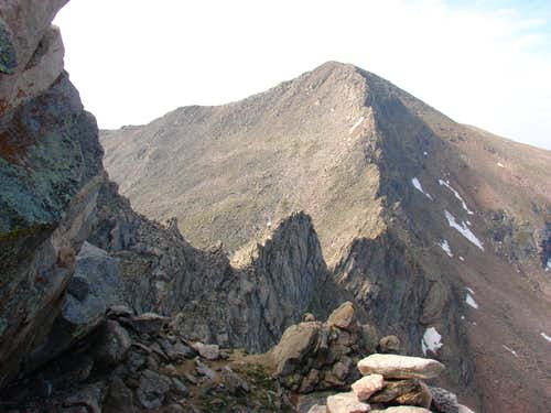 The Sawtooth Ridge