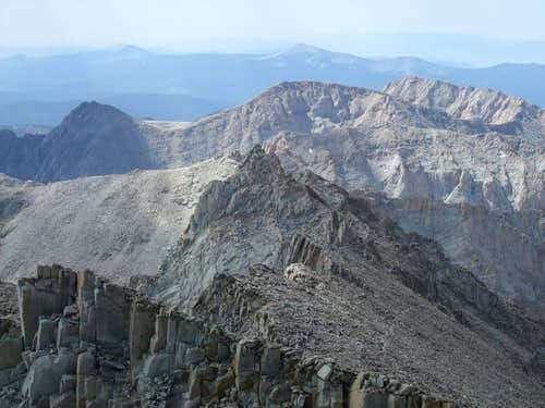 Muir from Whitney's Summit