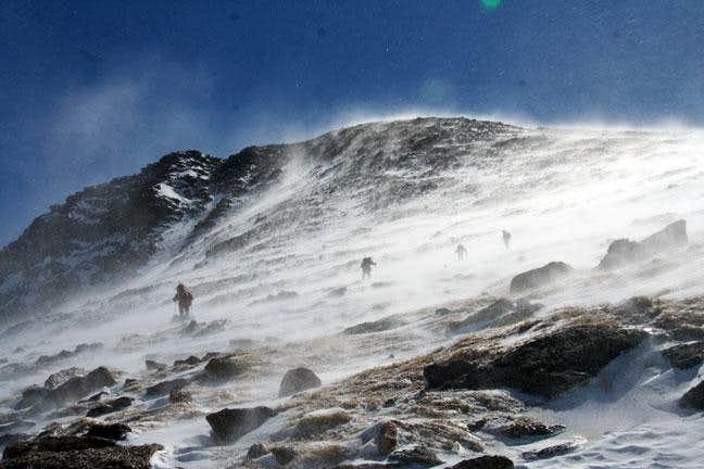 Mt. Bierstadt, CO