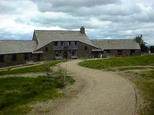 Bascom Lodge.