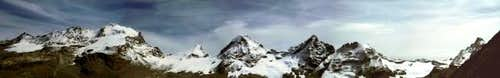Herbetet (3778m), Piccolo...