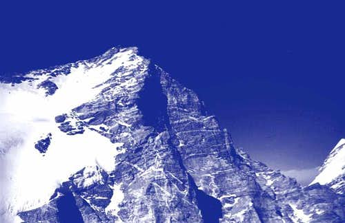 Mt. Kamet