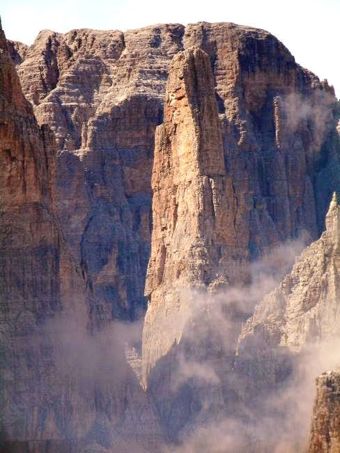 Campanile Basso (2883m) from...