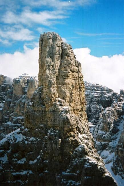 Berger Tower (2603m), just...