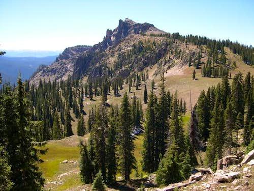 Beautiful Mount Irving Hale...