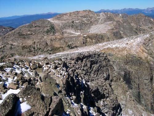 Watanga Mountain 12,375-ft...