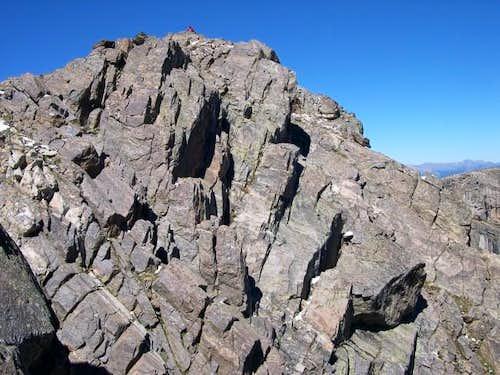 Hiamovi Mountain from the...
