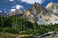 Passu Village
