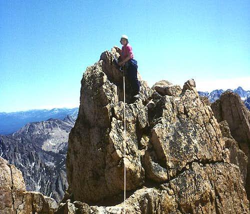 Mount Heyburn, West Summit